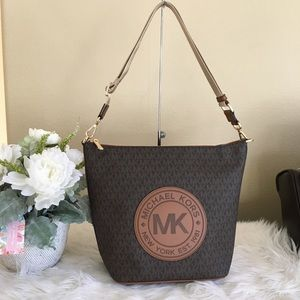 Michael Kors Large Fulton sport Messager bag